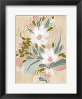 Spring Sketch IV Framed Print