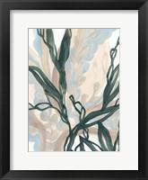 Seaweed Drift I Framed Print