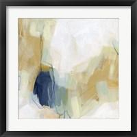 Blue Beacon I Framed Print