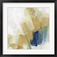 Blue Beacon II Framed Print