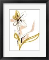 Liminal Floral III Framed Print