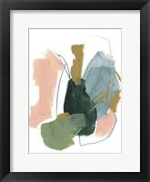 Minuet II Framed Print