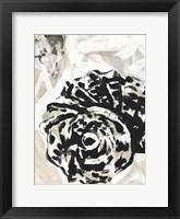 Sea Scumble II Framed Print