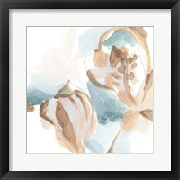 Abstracted Shells IV Framed Print