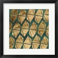 Tile Tableau VI Framed Print