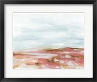 Sunset Shoals I Framed Print