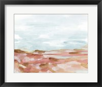 Sunset Shoals II Framed Print