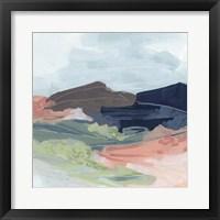 Valley Sweep II Framed Print