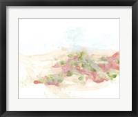 Dappled Dune II Framed Print