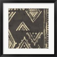 Bazaar Tapestry IV Framed Print