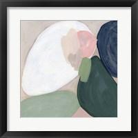 Orb Fresco I Framed Print