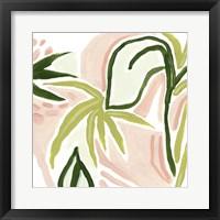 Island Whim III Framed Print