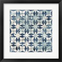 Framed Tile-Dye II