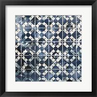 Framed Tile-Dye V