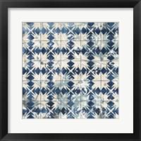 Framed Tile-Dye VI
