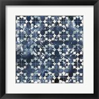 Framed Tile-Dye VII