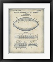 Patented Sport I Framed Print