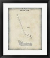 Patented Sport III Framed Print