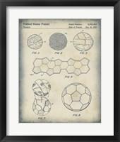 Patented Sport V Framed Print