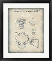 Patented Sport VI Framed Print