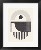Unknown Space I Framed Print