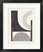 Unknown Space II Framed Print