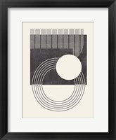 Unknown Space III Framed Print