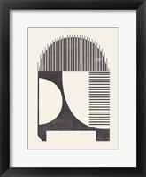 Unknown Space IV Framed Print