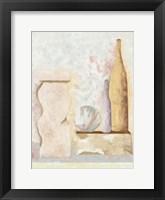 Table Top Stills III Framed Print