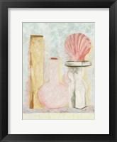 Table Top Stills V Framed Print