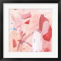 Pink Sky I Framed Print