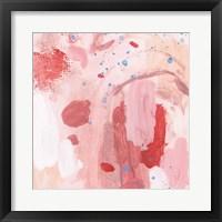 Pink Sky IV Framed Print