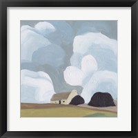 Another Place I Framed Print