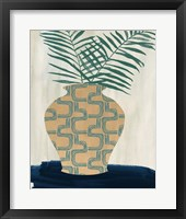 Palm Branches II Framed Print