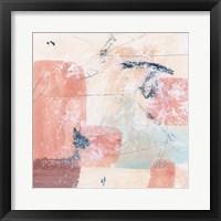 Warm Underneath III Framed Print