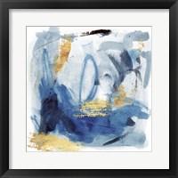 Floating Nebula I Framed Print