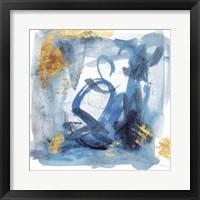Floating Nebula III Framed Print
