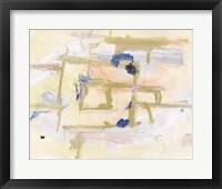 Sunrise City II Framed Print