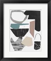 Framed Underground Shapes III