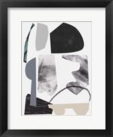 Framed Underground Shapes VII