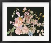 Blooming in the Dark I Framed Print