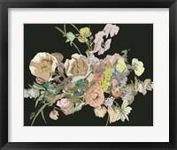 Blooming in the Dark IV Framed Print