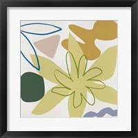 Flower Petals I Framed Print