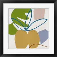 Flower Petals IV Framed Print