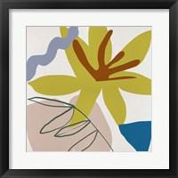 Flower Petals V Framed Print