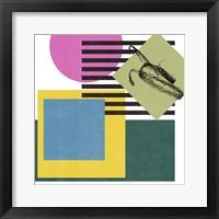 Framed Pianist II