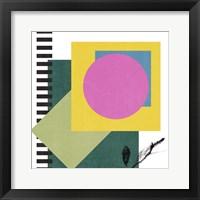 Pianist VI Framed Print