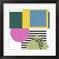 Pianist VII Framed Print