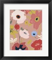Merry Mallow I Framed Print