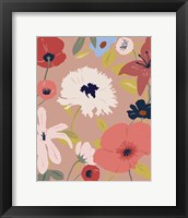 Merry Mallow II Framed Print
